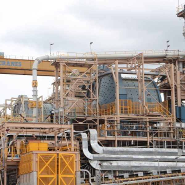 Newmont Ahafo Underground & Mill Expansion -2018 to 2019
